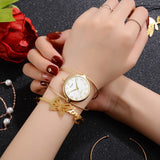 Fashion Luxury Bracelet  Watch