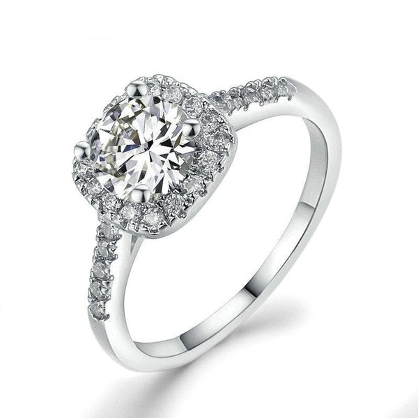High Quality Cubic Zirconia Ring