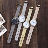 Stainless Steel Fashion Watches