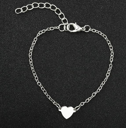 Charming Heart Bracelet For Women