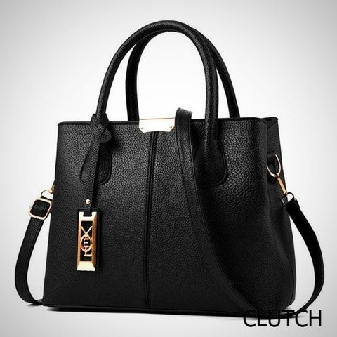 Danielle Leather Tote