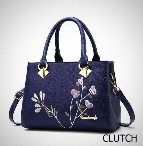 Ashley Embroidered Tote