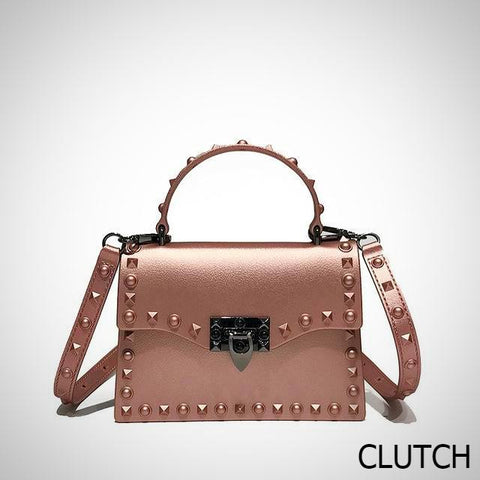 Aaliyah Studded Bag