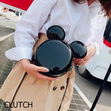 Mickey Ears Round Bag