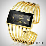 Luxury Cuff Watch