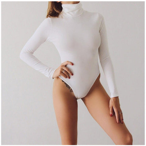 Delilah Turtleneck Bodysuit