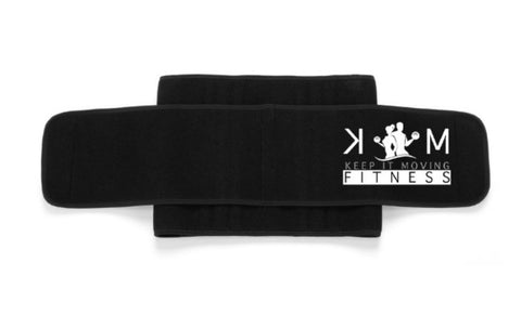 Double band waist sweatband