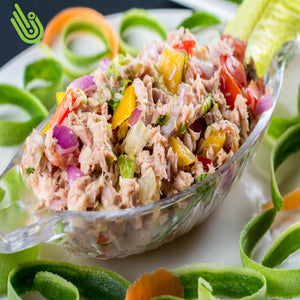 Tuna With Corn Salad سلطة تونه بالذرة Al Aktham Restaurant مطعم الاكثم