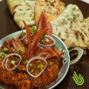Tawa Curry توا كاري Al Aktham Restaurant مطعم الاكثم