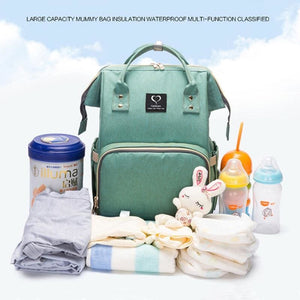 MamaLuv Diaper Bag (Luxurious Edition)