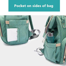 Load image into Gallery viewer, MamaLuv Diaper Bag