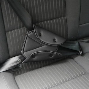 Seat Belt Adjustable Cover - Black