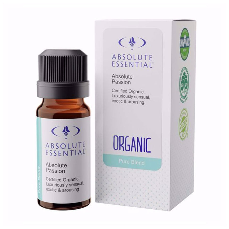 Absolute Essential Organic Absolute Passion Oil 10ml
