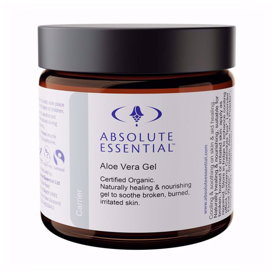 Absolute Essential Organic Aloe Vera Gel 100g