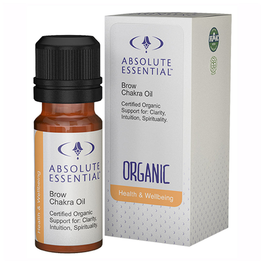 Absolute Essential Organic Brow Chakra Oil 10ml