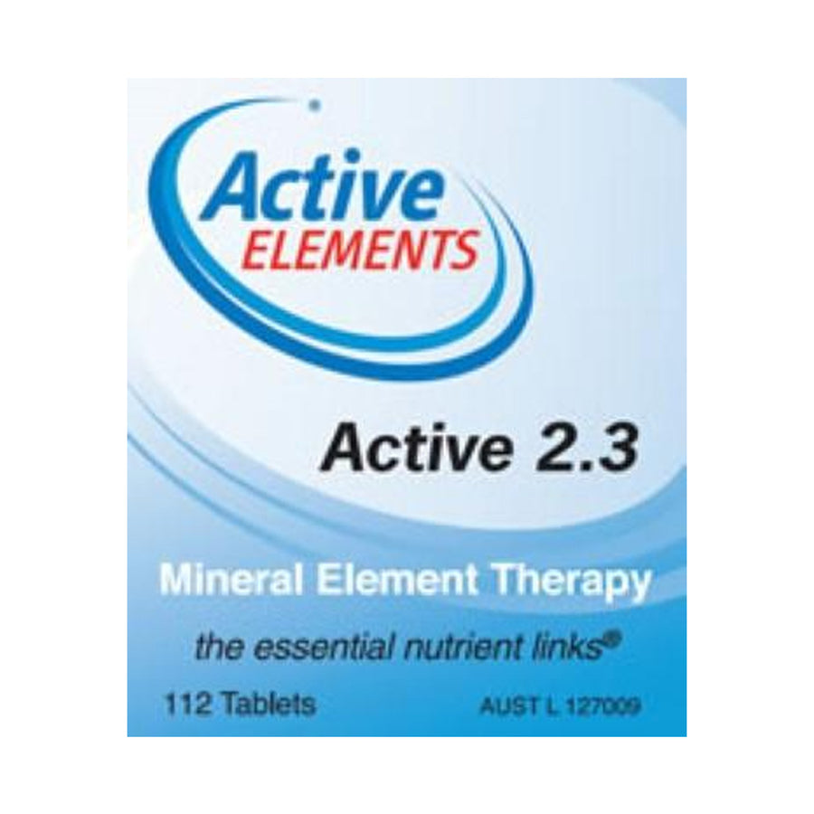 Active Elements Active 2.3 84 Tablets