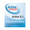 Active Elements Active 5.1 84 Tablets