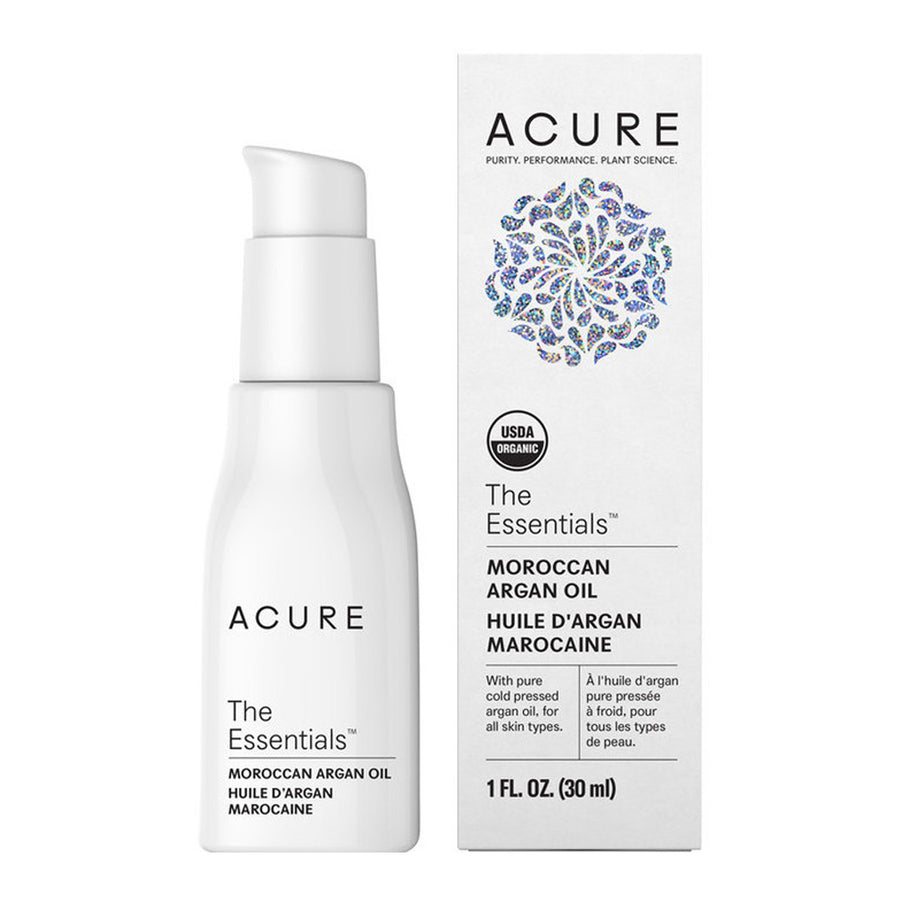 Acure Organic Moroccan Argan Oil 30ml