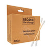 Become the Change Bamboo Stem Cotton Buds