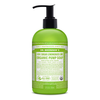 Dr Bronner's Hand & Body Soap