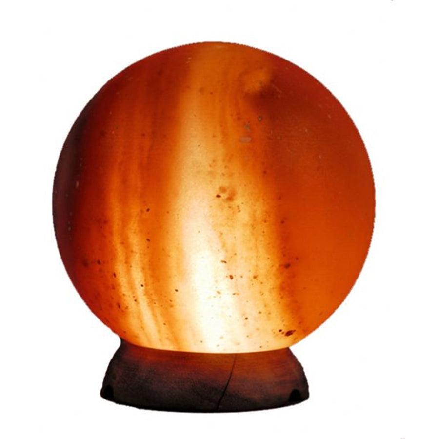 Himalayan Salt Lamp Ball with Dimmer