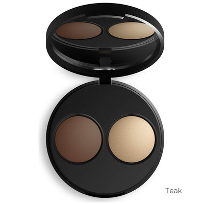 Inika Baked Mineral Contour Duo