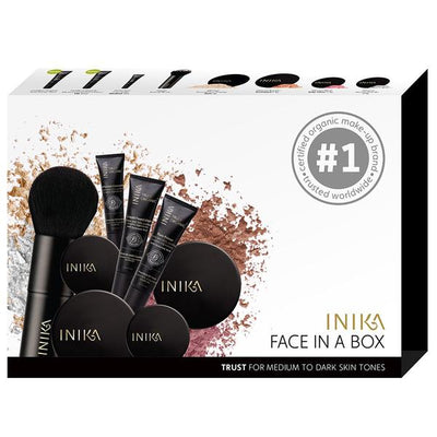 Inika Face In A Box Starter Kit