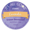 It's All Good Natural Cream Deodorant