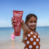 Little Innoscents Organic Natural Sun Lotion SPF30+ UVA/UVB