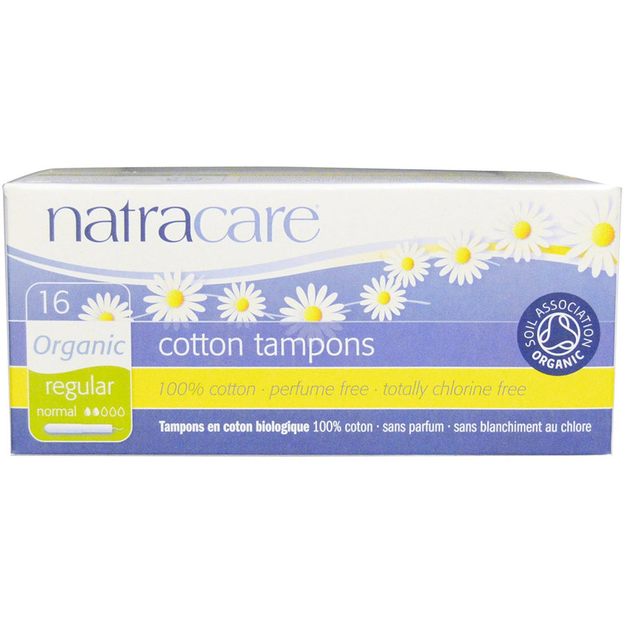 Natracare Tampons With Applicator Regular