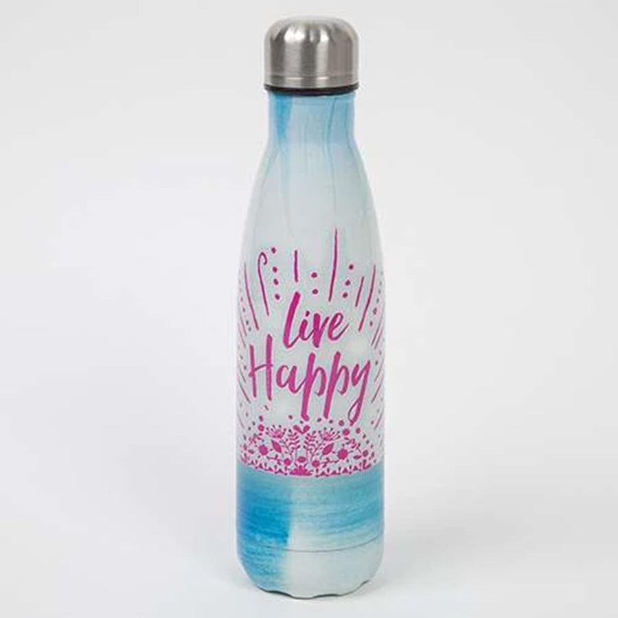 Natural Life Stainless Steel Water Bottles 500ml