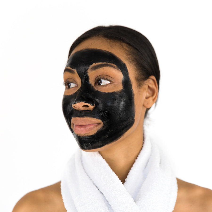 Nature Body Probiotic Charcoal Face Mask