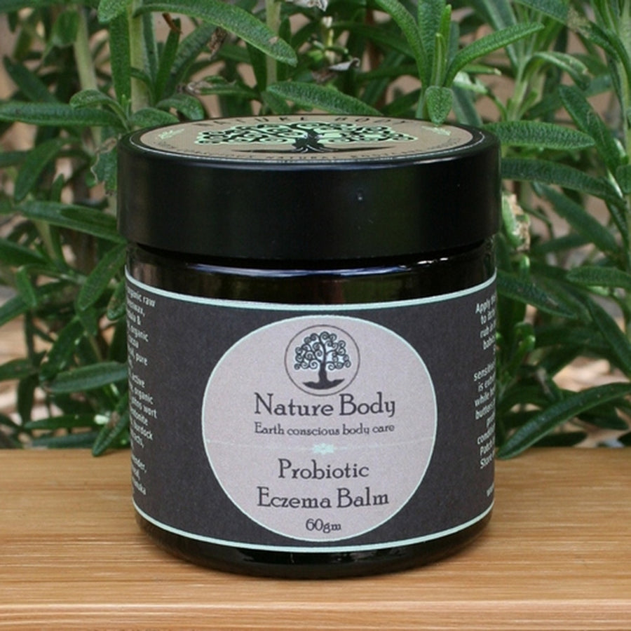 Nature Body Probiotic Eczema Balm