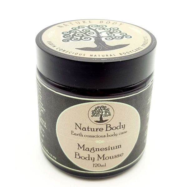 Nature Body Magnesium Body Mousse