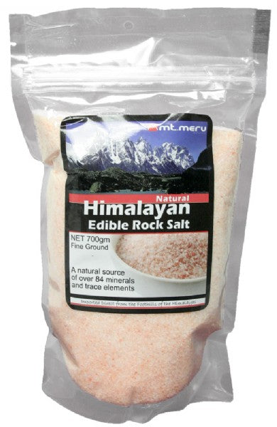 Himalayan Salt - Edible Fine Grain