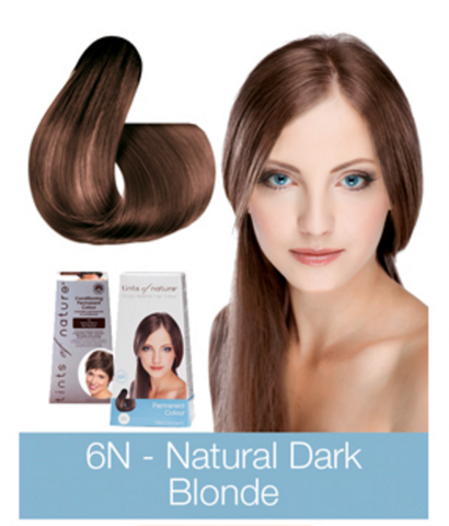 Buy Tints of Nature 6N Natural Dark Blonde Hair Colour  NZ at Rebalance
