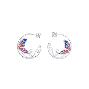 Enchanting Mariposa Butterfly Earrings