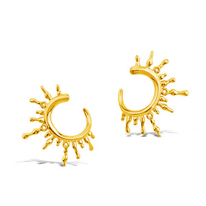 Radiant Beams Earrings