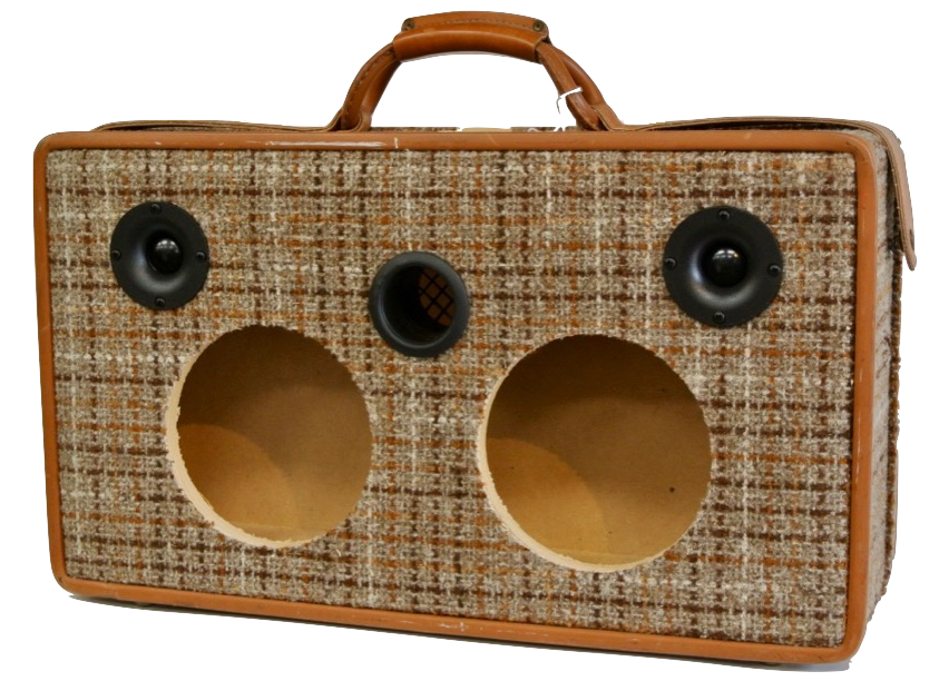 Brown Frontier Sonic Suitcase