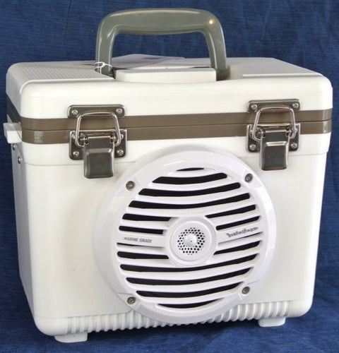 White Fish 3 Sonic Suitcase