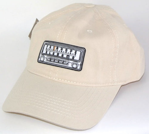 Stone Fairhope Radio Dad Hat