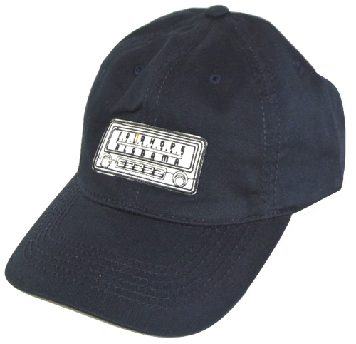 Navy Fairhope Radio Dad Hat