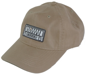 Tan Fairhope Radio Dad Hat