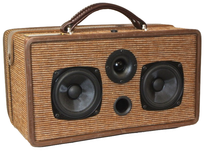 Brown Twice Sonic Suitcase