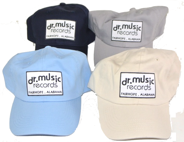 Dr. Music Dad Hat