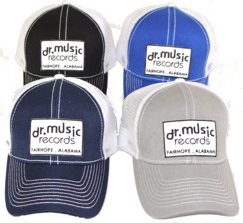 Dr. Music Structured Trucker Hat