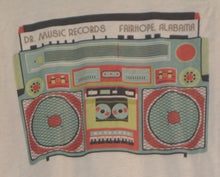 Load image into Gallery viewer, Dr. Music Boombox Logo T-shirt