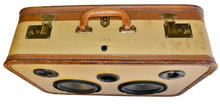 Load image into Gallery viewer, Brown Jan Sonic Suitcase
