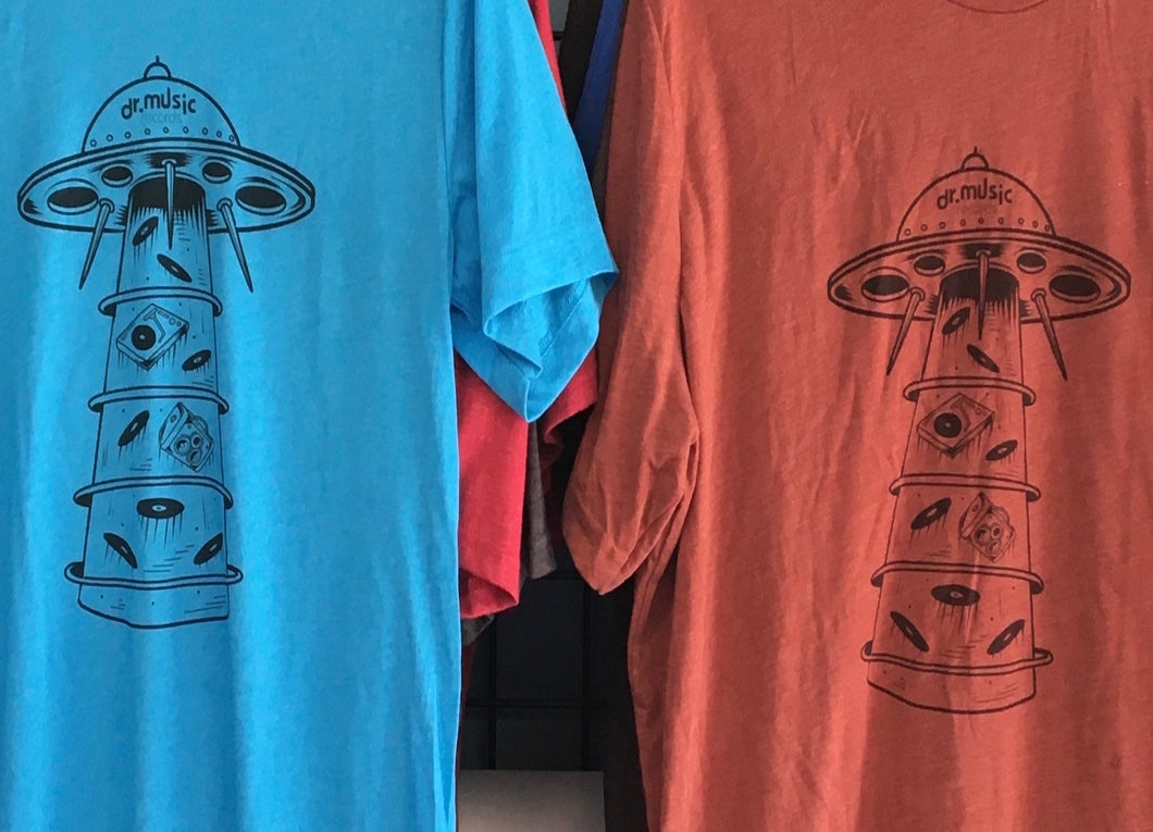 Dr. Music UFO T-Shirt