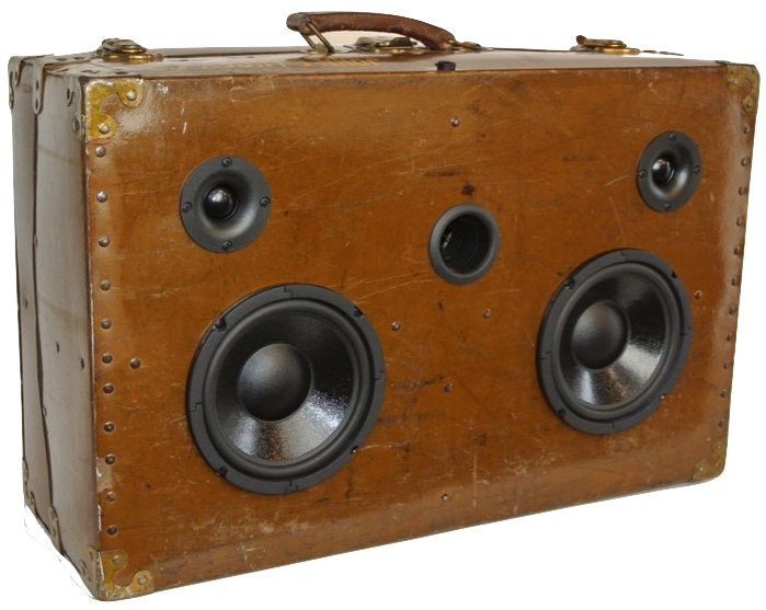 Brown Turn Sonic Suitcase